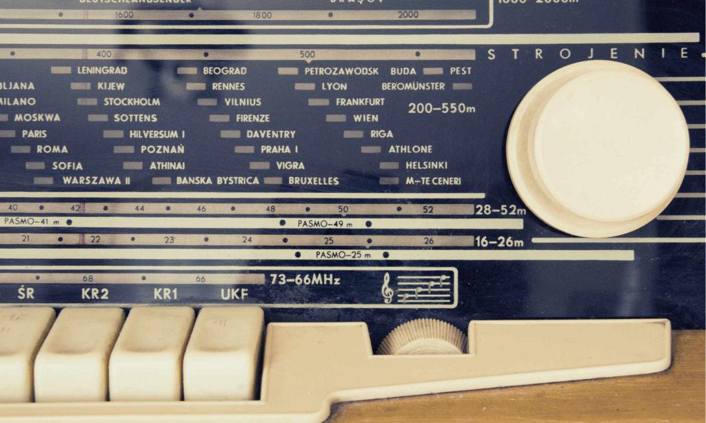 Aus alt wird neu - das Radio hat eine Zukunft